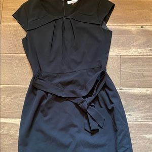 Black Calvin Kline dress